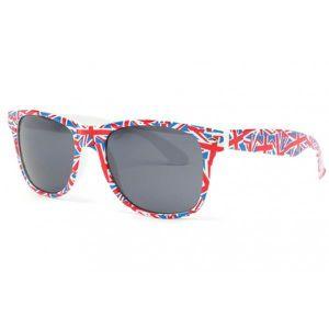 407088c9d6e3ee Lunette de soleil drapeau Angleterre UK - Rouge - Taille unique ...