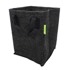 JARDINIÈRE - BAC A FLEUR Pot textile 50 litres PROPOT - Lot de 10 - Garden