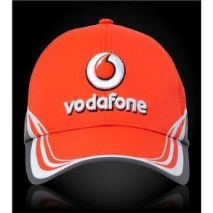 CASQUETTE Cap casquette enfants Formule F1 1 McLaren Mercede