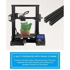 IMPRIMANTE 3D Imprimante 3D Imprimante Creality3D Ender-3 V-slot