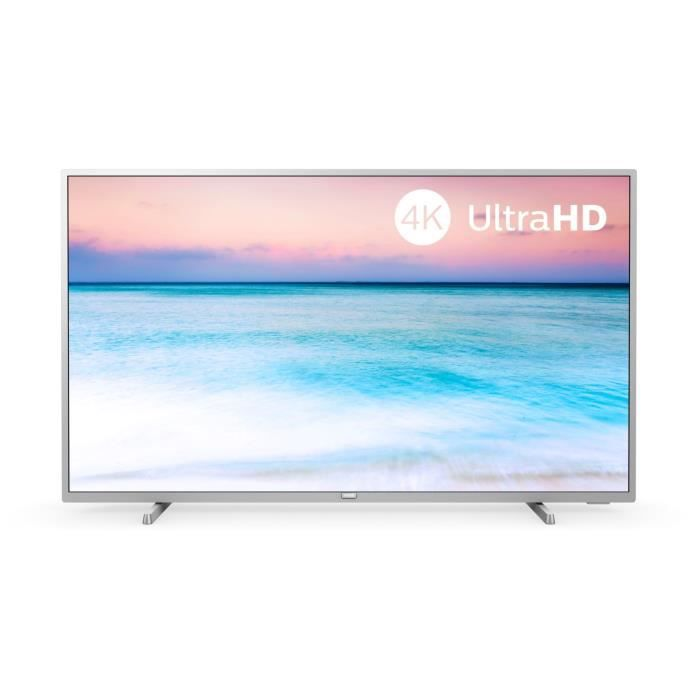 Philips 55pus655412 tv led 4k uhd 139 cm 55 dolby vision hdr 10 son dolby atmos smart tv 3x hdmi classe énergétique a