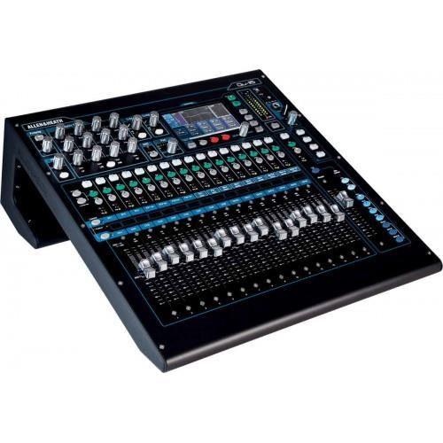 table de mixage numerique
