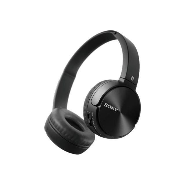 Sony Mdr Zx330bt Casque Audio Bluetooth Kit Mains Libres Casque