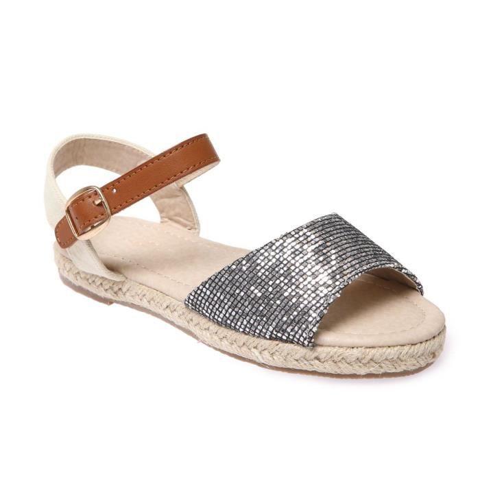 La Modeuse - Sandales pour enfant plates iO5KF2