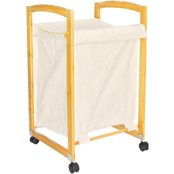 corbeille a linge salle de bain achat vente pas cher. Black Bedroom Furniture Sets. Home Design Ideas