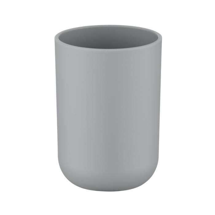 Wenko 21223100 Brasil Gobelet /à Dents P/étrole Dimensions 7,3 x 7,3 x 10,3 cm