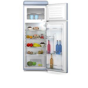 Refrigerateur vintage achat vente refrigerateur vintage bon march cdiscount - Refrigerateur deux portes ...