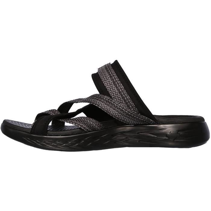 600 Go Skechers Womens Sandals On The Glow 6g7byYf