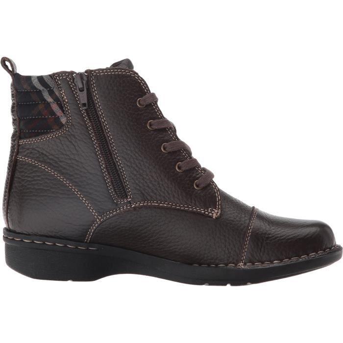 Clarks Sifflet des femmes chaussures de bottes QC7XB