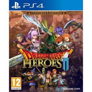 JEU PS4 Dragon Quest Heroes 2 Ed Explorateur Jeu PS4