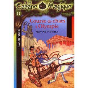 Livre 6-9 ANS La Cabane Magique Tome 11