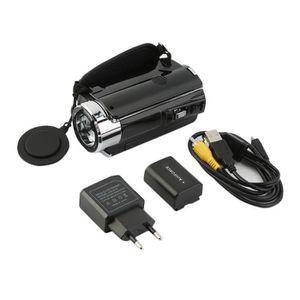 APPAREIL PHOTO COMPACT Caméscope numérique de la pleine HD 1080P 2.7 pouc
