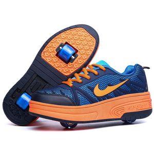 SKATESHOES Baskets Enfants Chaussures à Roulettes Garons Fill