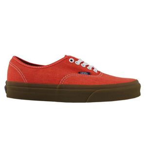 Basket Vans atwood deluxe whased twill red kids TiOMPHpx
