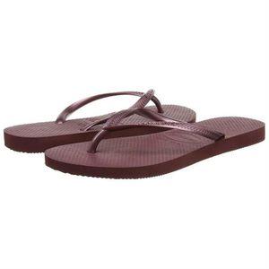 SANDALE - NU-PIEDS sandales / nu pieds hav.slim femme havaianas hav.s