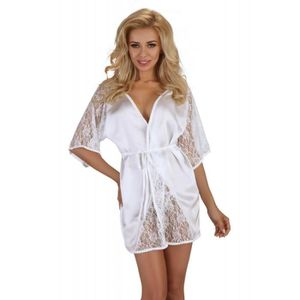 grossiste 635fd 982f8 Nuisette satin blanc - Achat / Vente pas cher - Cdiscount