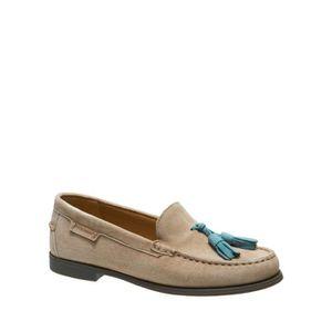 MOCASSIN Sebago Loafers Beige Femme B616147