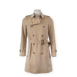Imperméable - Trench BURBERRY HOMME 4073492 BEIGE Nylon TRENCH COAT