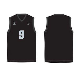 71c3c581eb8fe MAILLOT DE BASKET-BALL PEAK Maillot de Basket Tony Parker - Enfant - Noir