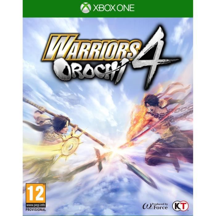 Warriors Orochi 4 Jeu Xbox One