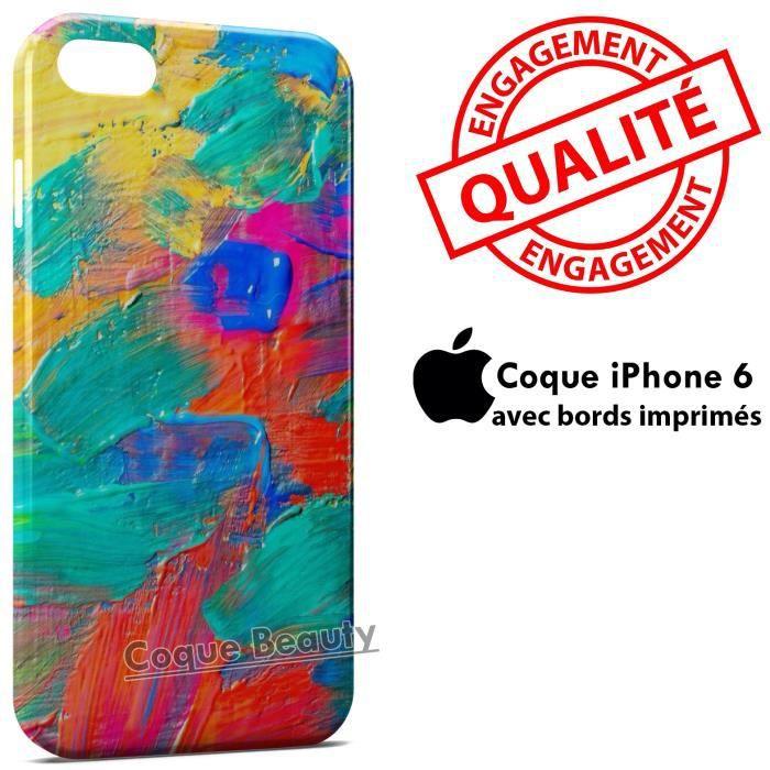 coque iphone 6 peintre
