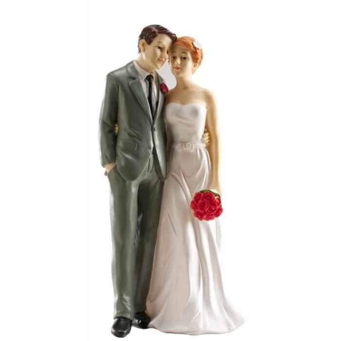 figurine gateau mariage achat vente figurine gateau mariage pas cher soldes d s le 10. Black Bedroom Furniture Sets. Home Design Ideas