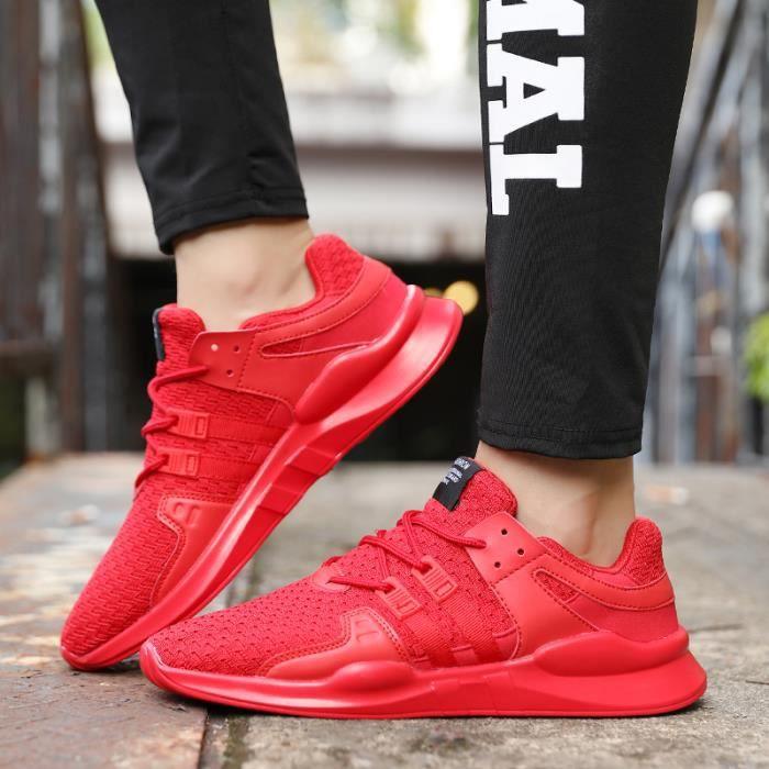Baskets Chaussures de sport pour hommes chaussures de course chaussures en maille SvNjYh5