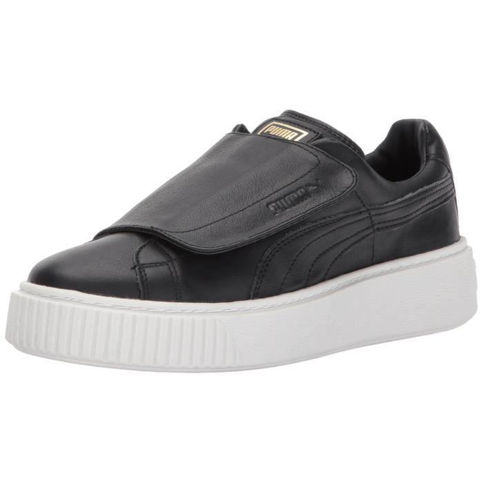 41 Wn Basket Puma Strap Taille Sneaker C35z2 Platform qRxS0wFU