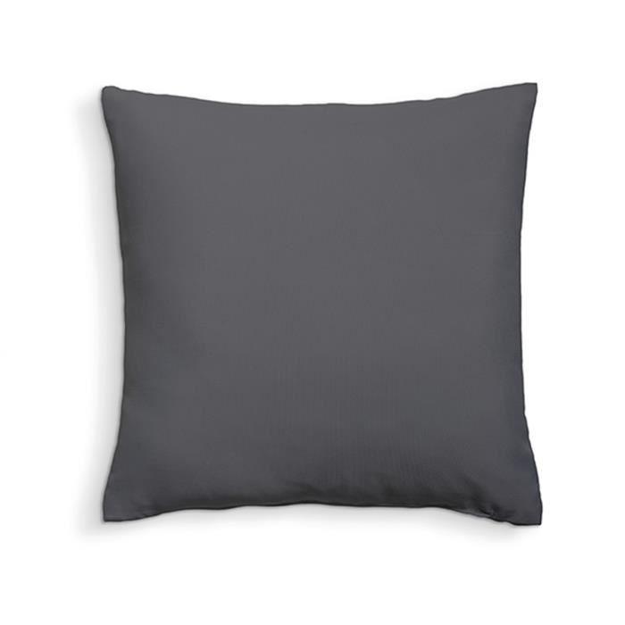 COUSSIN TODAY Coussin déhoussable 100% coton - 60 x 60 cm