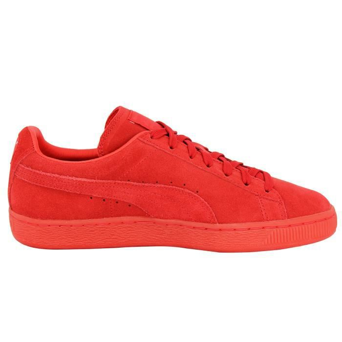 Puma SUEDE CLASSIC MONO Chaussures Mode Sneakers H