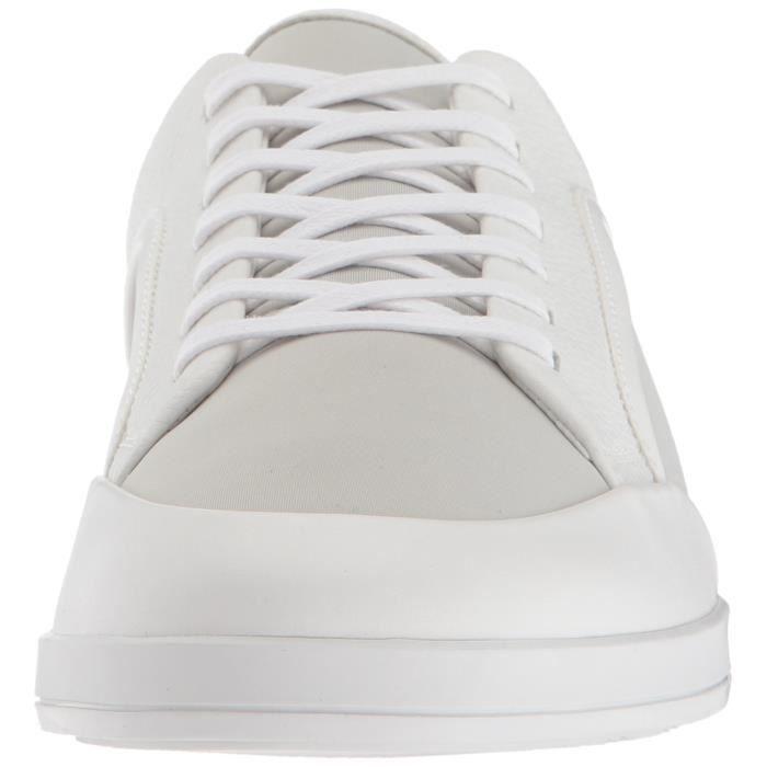 Calvin Klein Mason brossé Sneaker en cuir JMCOM Taille-41 Fw0VyCvG