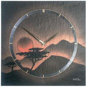 HORLOGE - PENDULE AMS 9515 Horloge mural