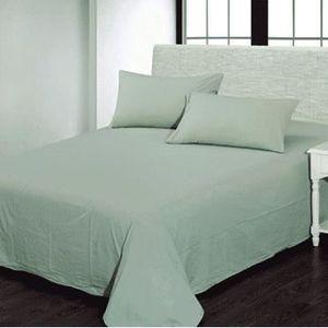 drap lin achat vente pas cher. Black Bedroom Furniture Sets. Home Design Ideas