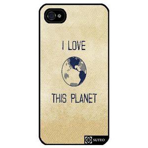 coque iphone 5 planete