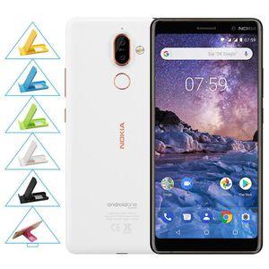 SMARTPHONE Blanc Nokia 7 Plus occasion débloqué remise Grade