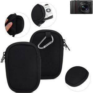 APPAREIL PHOTO COMPACT Étui de protection en néoprène pour appareil photo