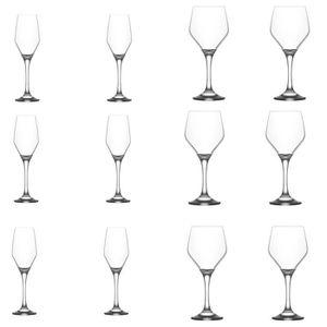 Verre à vin LAV Ella 330ml Verres à vin + Flûtes à champagne -
