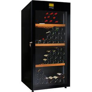 CAVE À VIN Cave à vin de service - Multi-Températures - 178 b