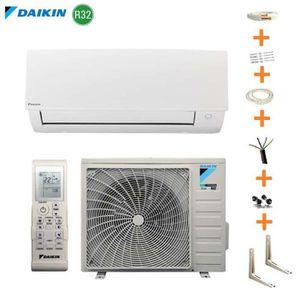 CLIMATISEUR FIXE Climatisation réversible Daikin R 32 2.5 KW avec k