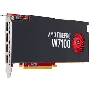CARTE GRAPHIQUE INTERNE Fujitsu S26361-F3300-L710, FirePro W7100, 8 Go, GD