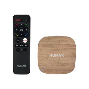 RÉCEPTEUR - DÉCODEUR   Humax TV + H3 Récepteur multimédia numérique Full
