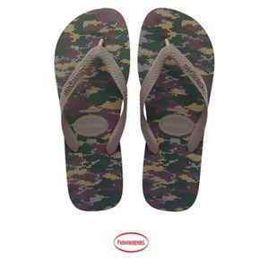 TONG Tong Havaianas Top Camouflage Grey