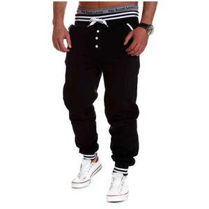 quality design da8f1 84d53 SURVÊTEMENT Loisirs pantalons hommes sports Jogging pantalons ...