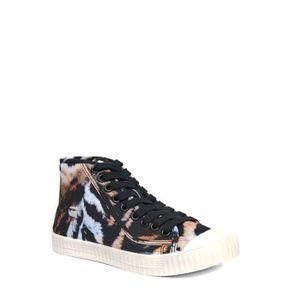 CHAUSSURES DE TENNIS chaussures femme baskets gstar rovulc mid aop. ver