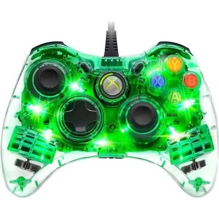 PDP Pad Filaire Afterglow Xbox 360