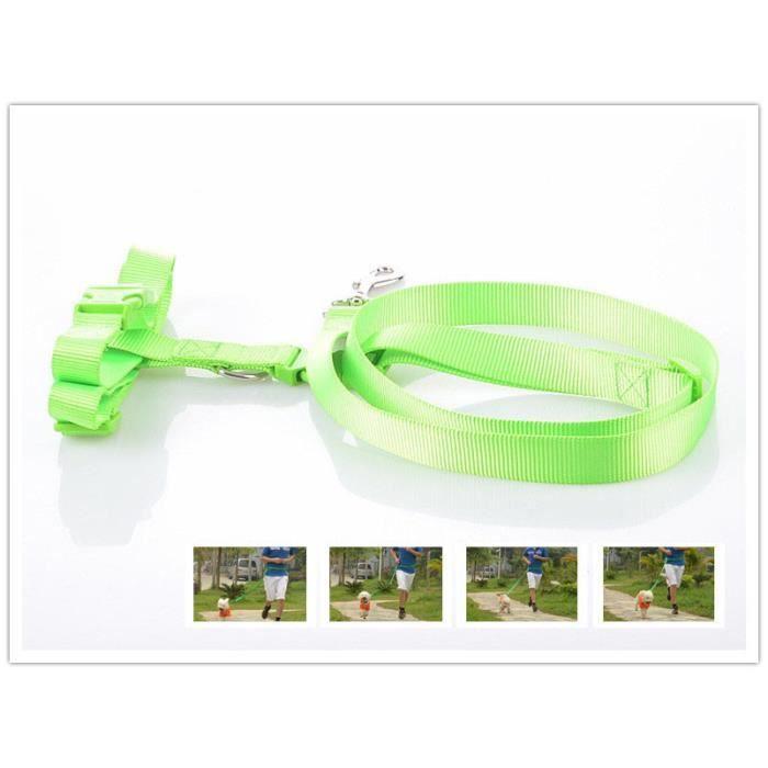 Dog Pet Products Hauling Câble De Traction Leads Colliers Ceinture Chien Corde 065011905gn_109