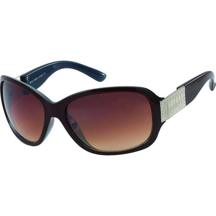 Lunettes 9176 marron femme queen lunettes fashion BgqwrzBZx