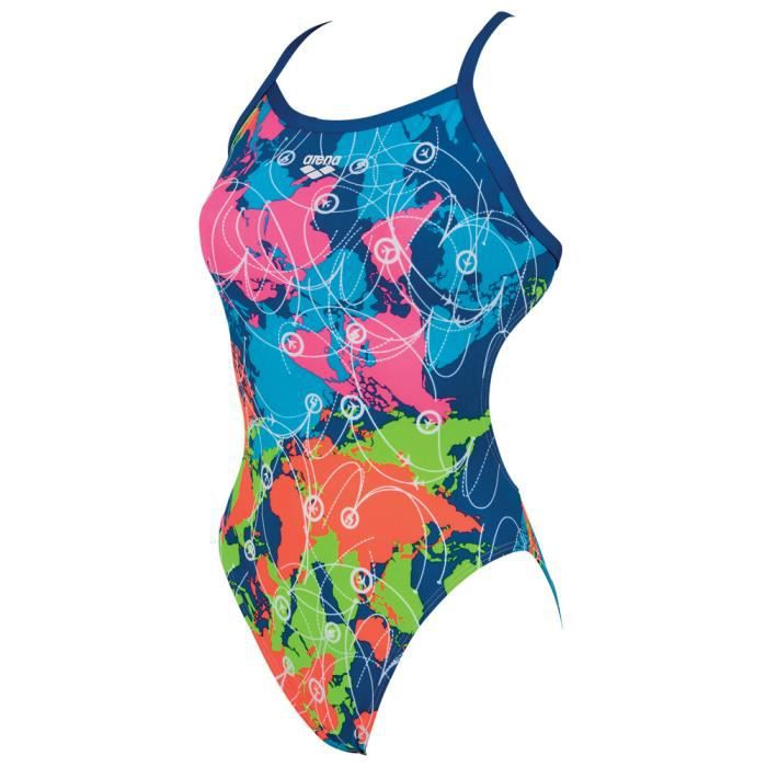 Femme 1 Pièce Qsuzpmgv Arena Natation Tickers Maillot One vyPmO8n0wN