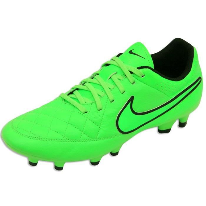 quality design 437c4 c9f7d TIEMPO GENIO LEATHER FG VER - Chaussures Football Homme Nike