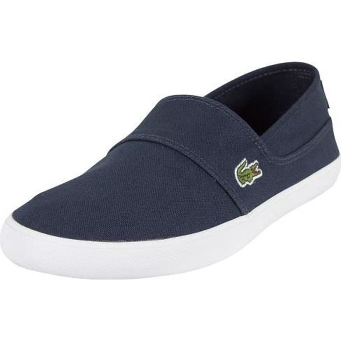 Chaussures Lacoste Marice bleues Fashion homme vqxD8K325P